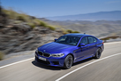 BMW M5 voted World Performance Car 2018