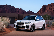 The ALL NEW BMW X5 G05