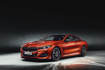 THE ALL NEW BMW 8 SERIES COUPE G15