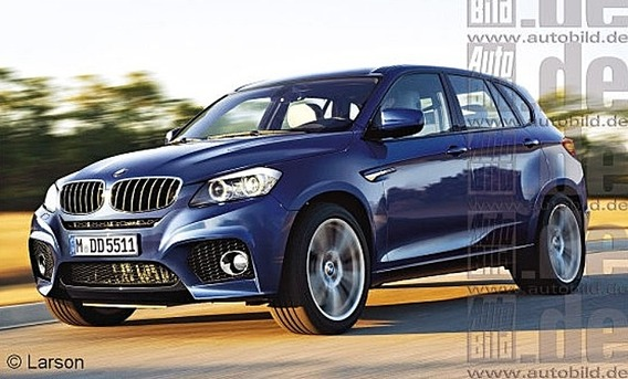BMW X1 will debut in 2016