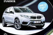 2017 BMW X3 G01 750x489 Is BMW planning an X3 M with 500 horsepower?