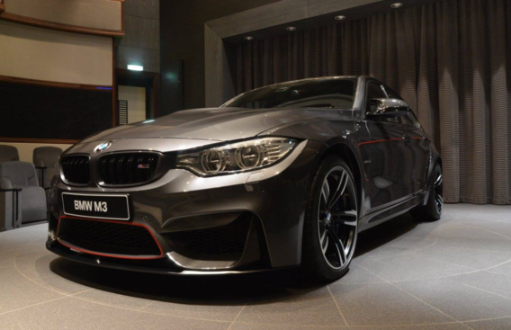 BMW M3 F80 LCI gets aero upgrades by AC Schnitzer