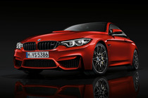 THE NEW BMW M4 LCI