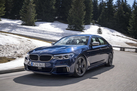 The new BMW M550i xDrive