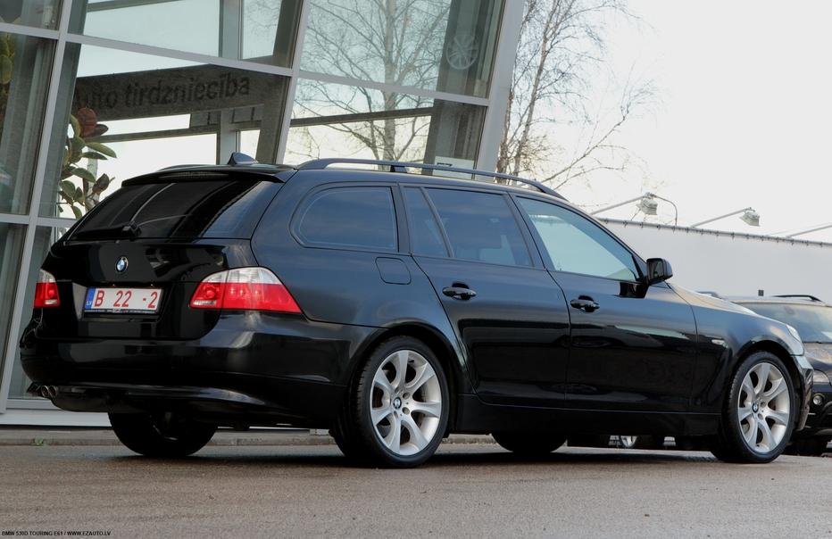 bmw 530d touring e61 ez auto. Black Bedroom Furniture Sets. Home Design Ideas
