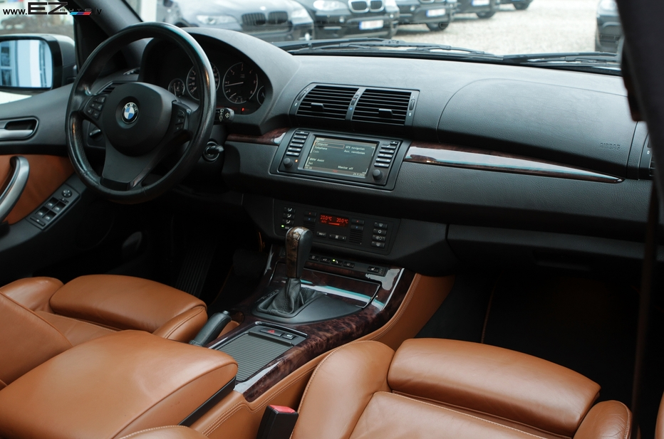 Bmw x5 sportpaket e53 ez auto for Interieur x5 e53