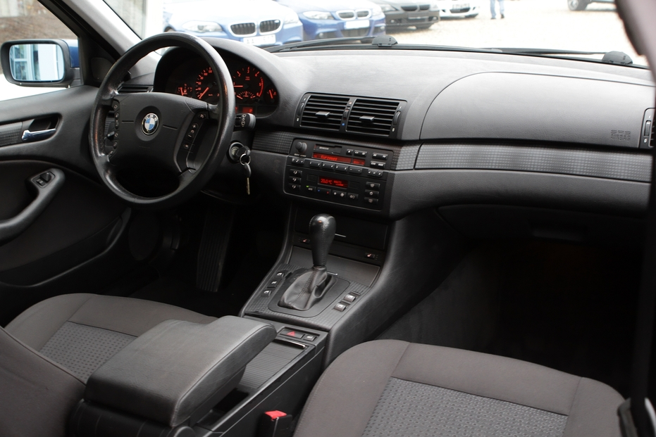 Bmw 320d E46 Steptronic Ez Auto