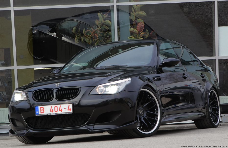 Bmw M5 E60 Facelift Individual Ez Auto