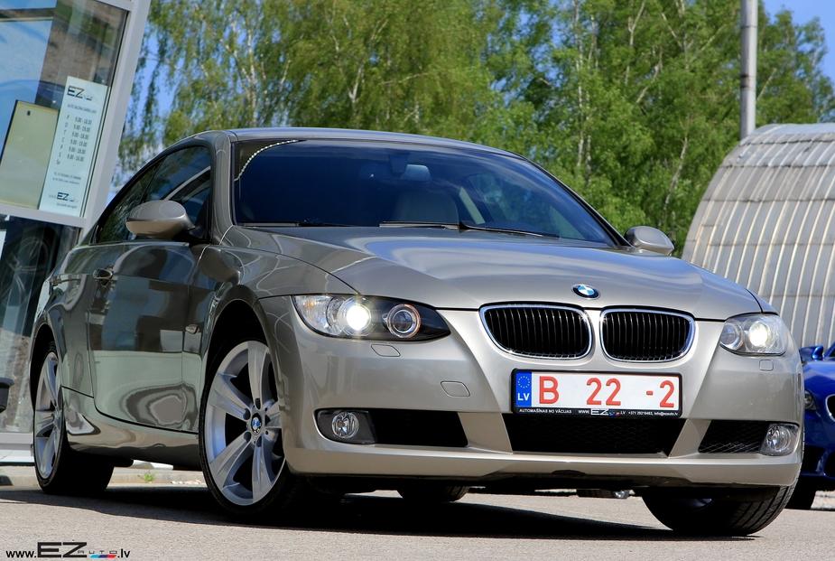 Bwm 320d Coupe E92 Ez Auto