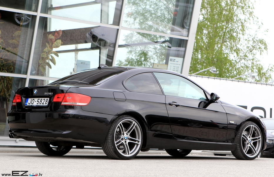 Bmw 325i Coupe E92 Ez Auto