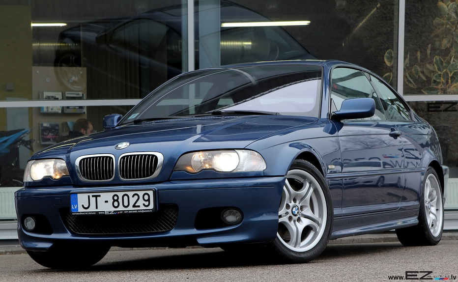 BMW Ci COUPE MSPORTPAKET EZ AUTO - Bmw 330 coupe