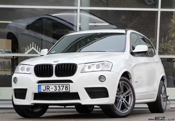 bmw x3 3 0d m sportpaket ez auto. Black Bedroom Furniture Sets. Home Design Ideas