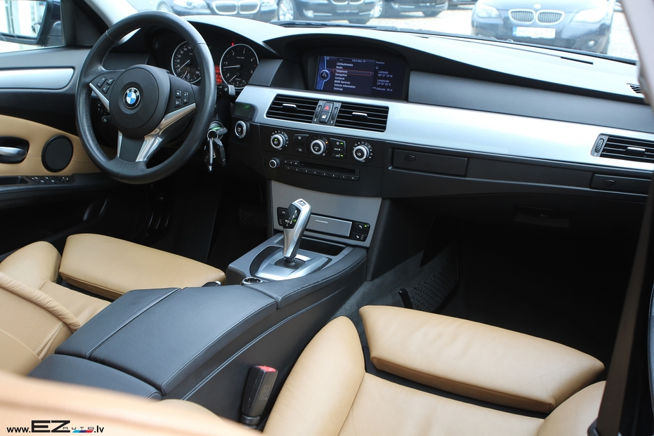 Bmw 525xd Touring E61 Ez Auto