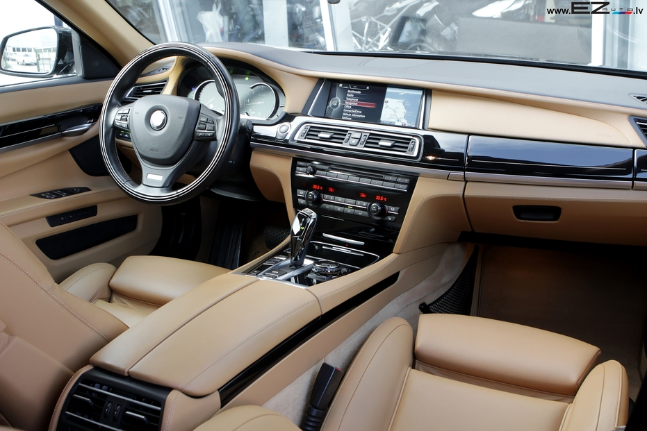BMW 730D 30D 258 ZS INDIVIDUAL FACELIFT