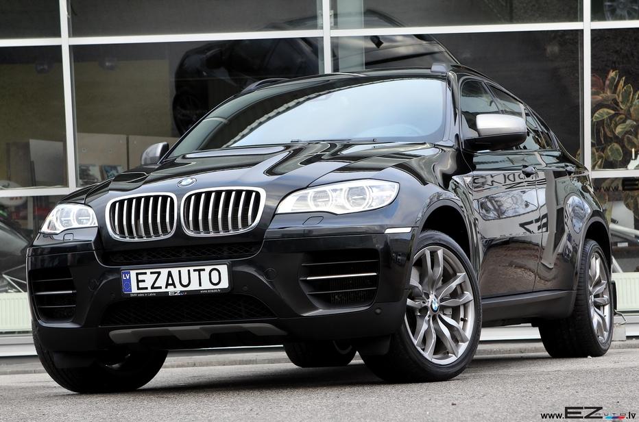 Bmw X6 M50d Individual Ez Auto