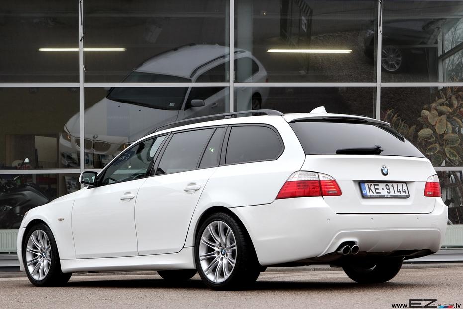 BMW 535D TOURING M-SPORTPAKET | EZ AUTO