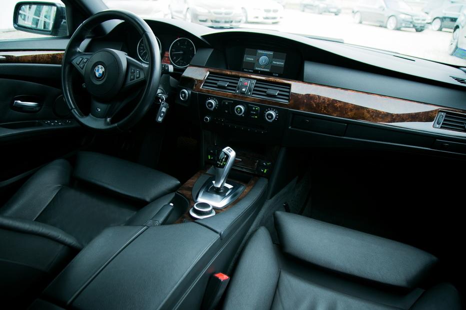 bmw 530d e60 facelift 3 0d 235zs ez auto. Black Bedroom Furniture Sets. Home Design Ideas