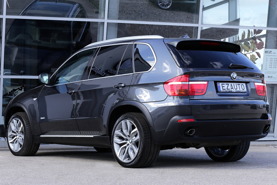 Bmw X D Towing Capacity Bmw Xd 235 Zs Edition 10 Jahre X5