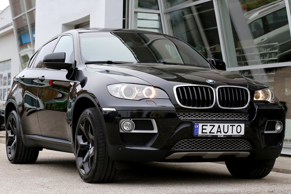 Bmw X6 E71 3 0d 245 Zs Facelift Sportpaket Ez Auto