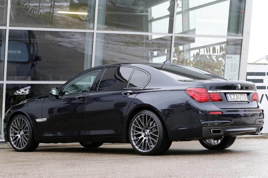 bmw 740d 3 0d 313zs m sportpaket individual facelift ez auto. Black Bedroom Furniture Sets. Home Design Ideas
