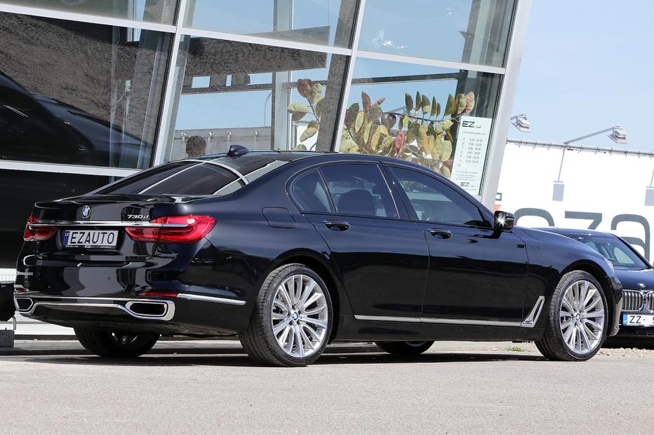Bmw 730d g11 3 0d 265 zs design pure excellence ez auto for Exterieur design pure excellence