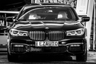 BMW 740D G11 3.0D 320ZS X-DRIVE M-SPORTPAKET BOWERS & WILKINS FOND ENTERTAINMENT