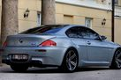/// BMW M6 COUPE
