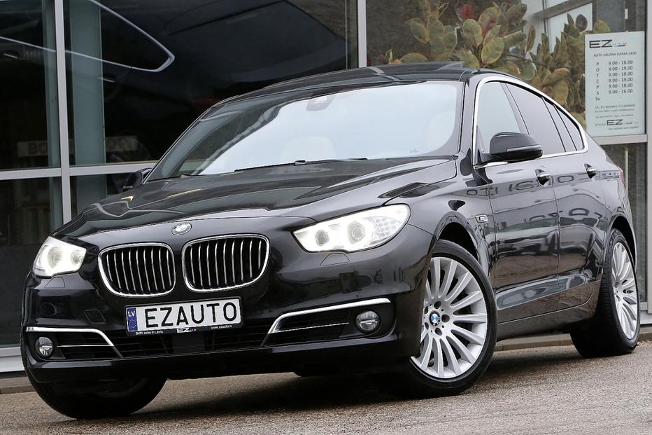 Bmw 530d F07 30d 258zs Gran Turismo Facelift Luxury Line Ez Auto