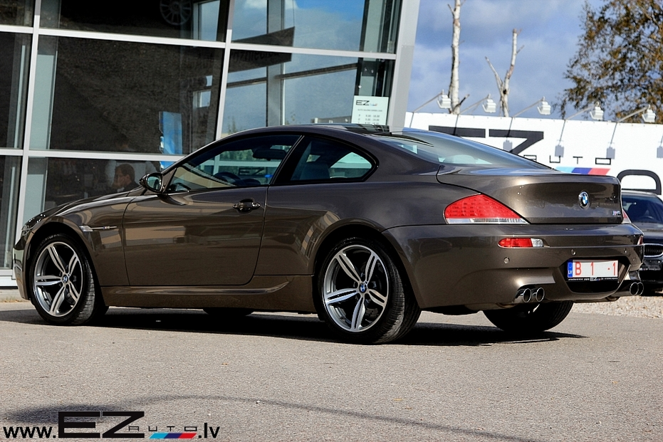 Bmw M6 Coupe Sepang Bronze Ez Auto