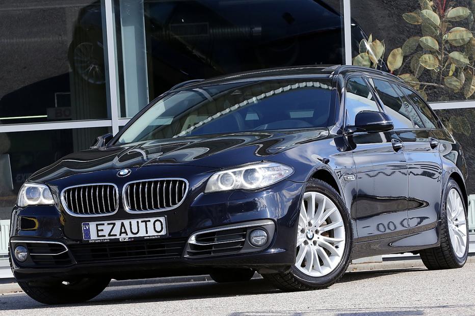 Bmw 530d F11 30d 258zs Facelift Luxury Line Individual Ez Auto