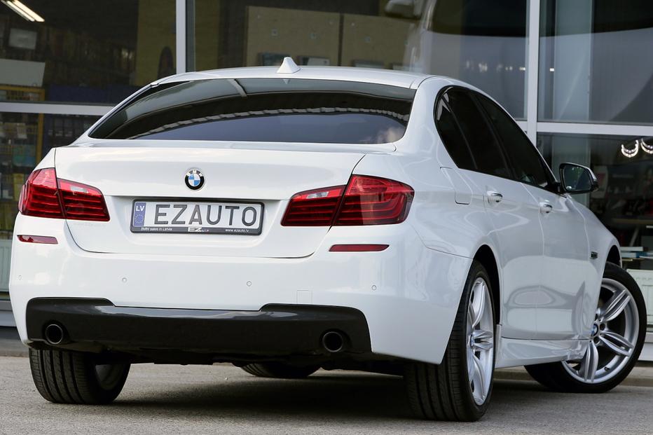 BMW 535D F10 3 0D 313ZS FACELIFT M-SPORTPAKET X-DRIVE   EZ AUTO