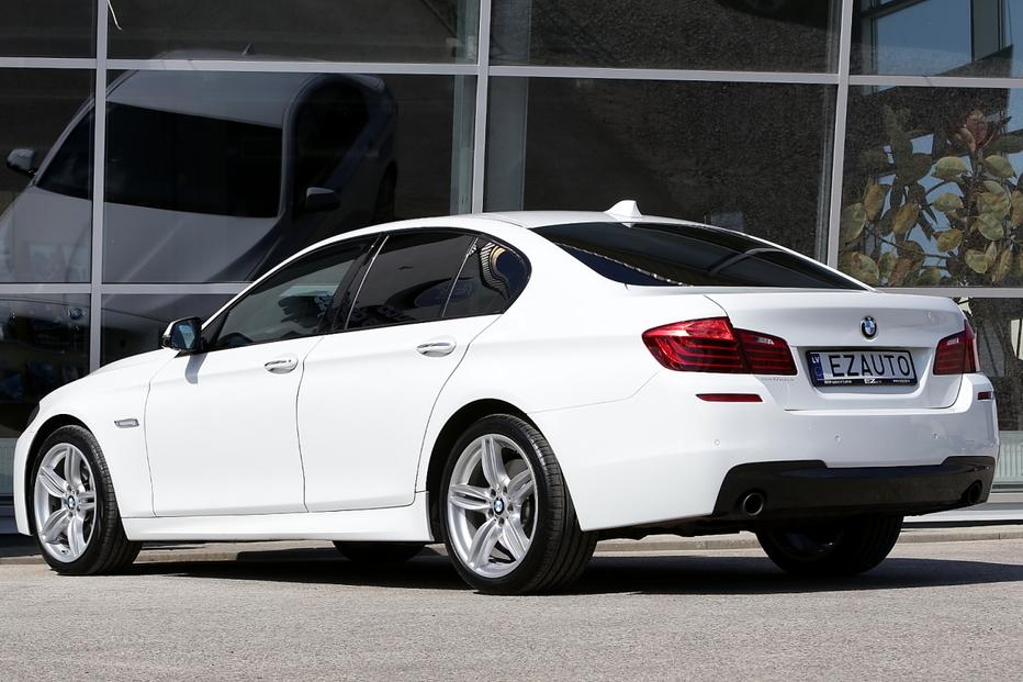 BMW 535D F10 3 0D 313ZS FACELIFT M-SPORTPAKET X-DRIVE | EZ AUTO