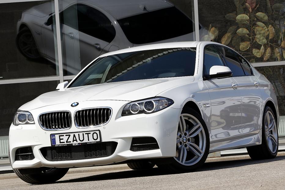 Bmw 535d Tires >> BMW 535D F10 3.0D 313ZS FACELIFT M-SPORTPAKET X-DRIVE | EZ AUTO