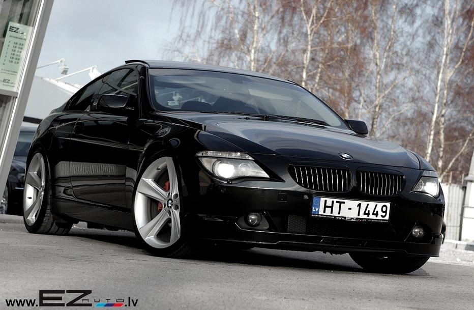 BMW I COUPE I ZS EZ AUTO - 645i bmw