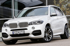 BMW X5 F15 M50D 3.0D 381ZS M-SPORTPAKET BANG & OLUFSEN FOND ENTERTAINMENT