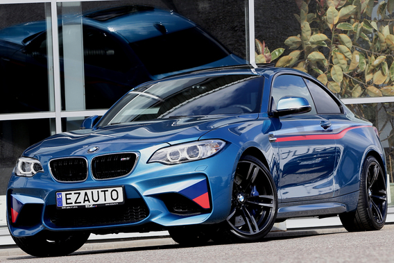 BMW M2 COUPE F87 3.0i 370ZS DKG