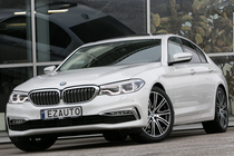 BMW 520D G30 2.0D 190ZS X-DRIVE  LUXURY LINE INDIVIDUAL
