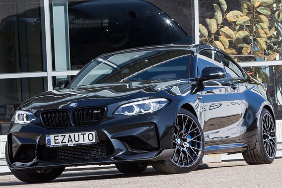 BMW M2 COUPE F87 3.0i 370ZS FACELIFT DKG M DRIVERS PACKAGE