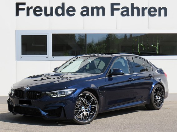 BMW M3 F80 3.0i 450ZS FACELIFT DKG COMPETITION M DRIVERS PACKAGE INDIVIDUAL