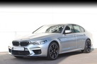 BMW M5 F90 4.4i V8 600ZS INDIVIDUAL M CARBON CERAMIC BRAKES M DRIVERS PACKAGE B&W FOND ENTERTAINMENT