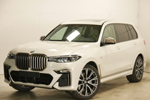 BMW X7 G07 M50D 400ZS M-SPORTPAKET SKY LOUNGE BOWER&WILKINS FOND ENTERTAINMENT 6 SEATS