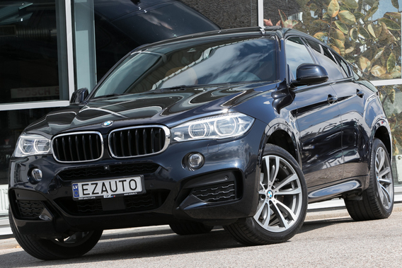 BMW X6 F16 30D 258ZS M-SPORTPAKET PURE EXTRAVAGANCE NIGHTVISION