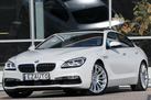 BMW 640D F06 3.0D 313ZS GRAN COUPE X-DRIVE DESIGN PURE EXCELLENCE BANG&OLUFSEN INDIVIDUAL FROZEN BRILLIANT WHITE METALLIC