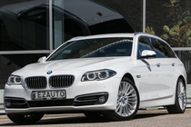 BMW 530D F11 3.0D 258ZS TOURING FACELIFT LUXURY LINE INDIVIDUAL