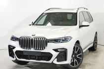 BMW X7 G07 40i 340ZS X-DRIVE M-SPORTPAKET SKY LOUNGE 6 SEATS BOWERS&WILKINS REAR SEAT ENTERTAINMENT WARRANTY