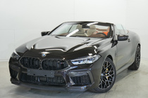 BMW M8 F91 CABRIO COMPETITION 4.4i V8 625ZS M CARBON CERAMIC BRAKES BOWERS&WILKINS NIGHT VISION M DRIVERS PACKAGE INDIVIDUAL WARRANTY