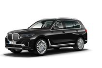 BMW X7 G07 40i 340ZS X-DRIVE PURE EXCELLENCE SKY LOUNGE BOWERS&WILKINS 7 SEATS INDIVIDUAL WARRANTY