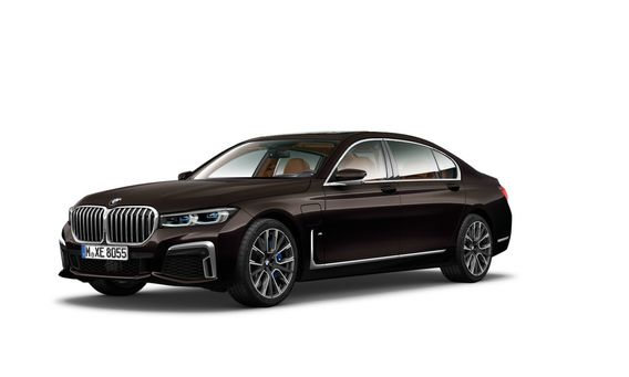 BMW 745Le G12 394ZS LANG  M-SPORTPAKET BOWERS&WILKINS FOND ENTERTAINMENT INDIVIDUAL WARRANTY