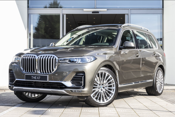 *BRAND NEW* BMW X7 G07 40i 340ZS X-DRIVE PURE EXCELLENCE SKY LOUNGE 7 SEATS INDIVIDUAL WARRANTY