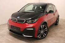 BMW i3S 94AH 135KW / 184PS FACELIFT INTERIOR DESIGN LOFT WARRANTY